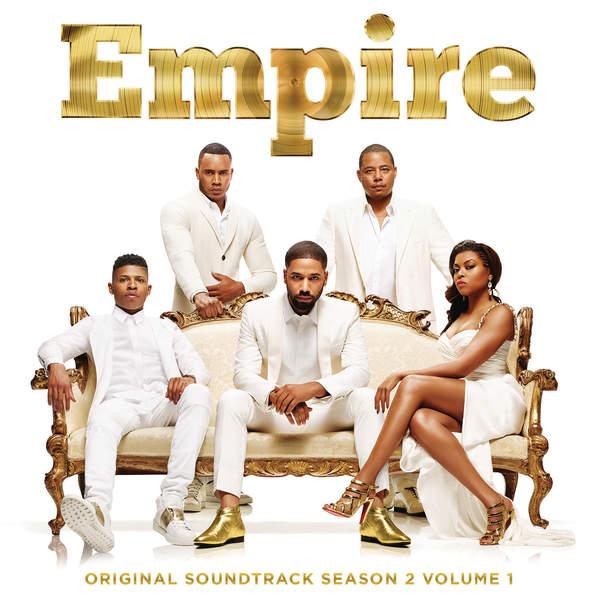 Soundtrack - CD Empire: Season 2 vol.1 Soundtrack