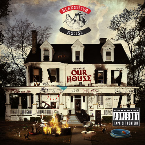 Slaughterhouse - CD Welcome to: Our House