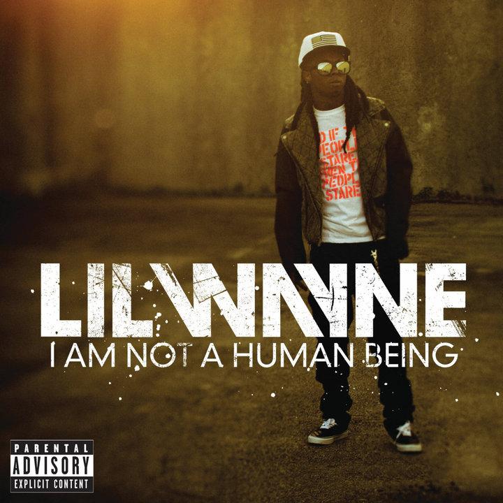 Lil Wayne - CD I Am Not A Human Being