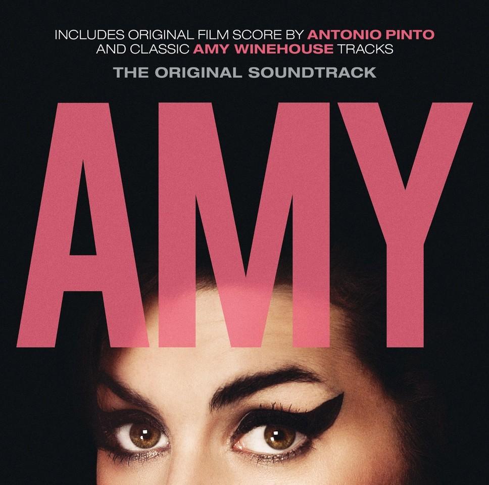 Soundtrack - CD Amy