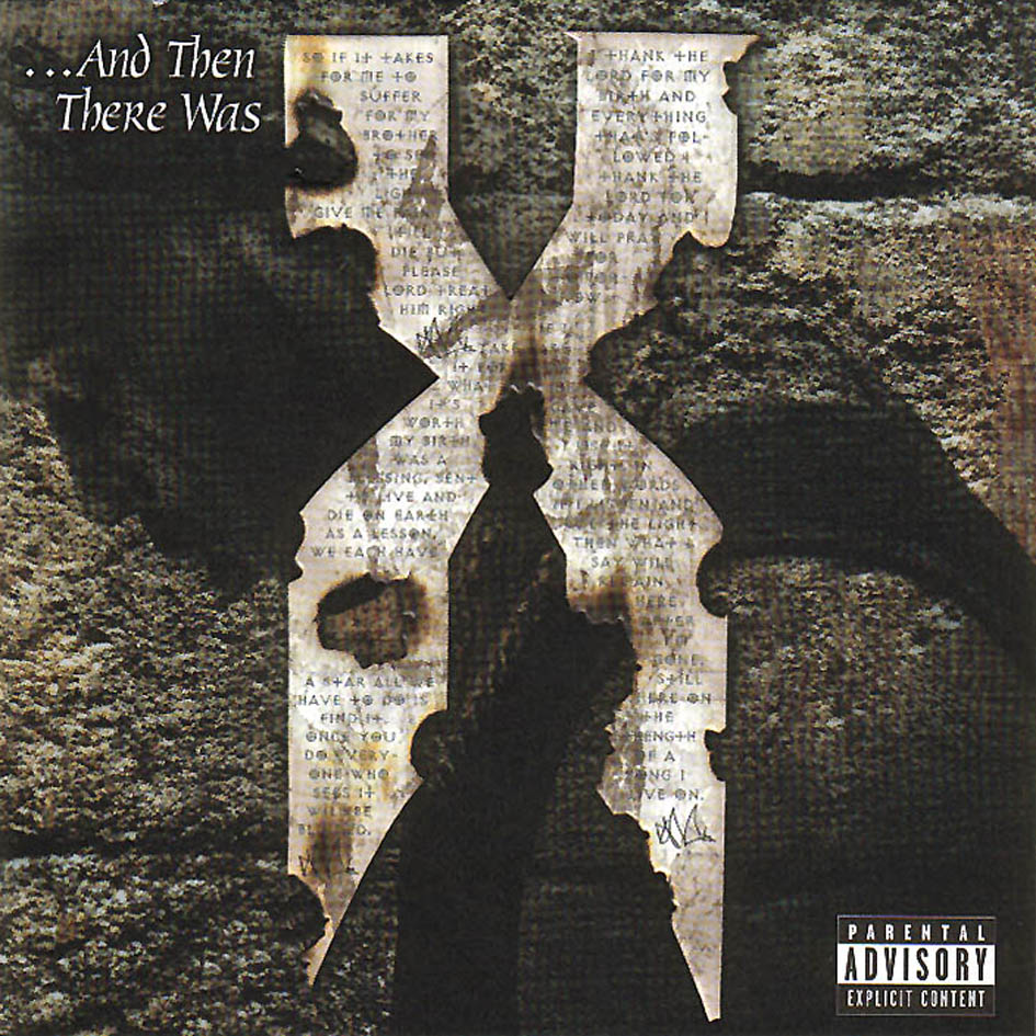 DMX - CD ... And Then There Was X