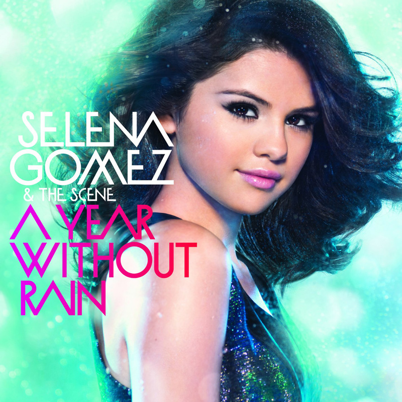 Selena Gomez - CD A Year Without Rain
