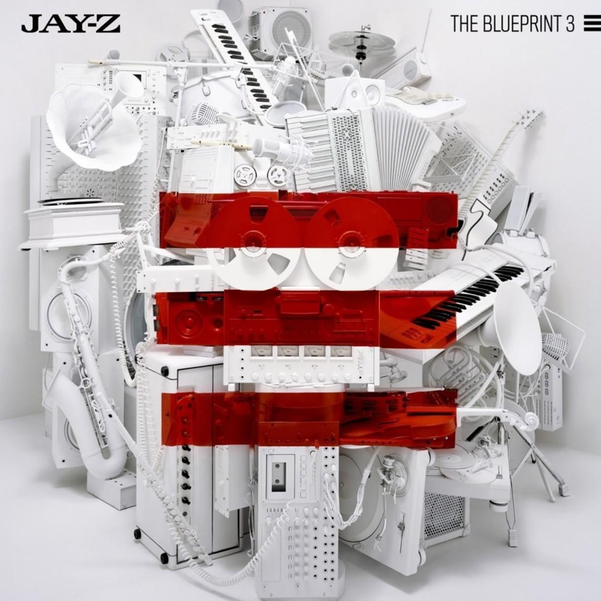Jay-Z - CD The Blueprint 3