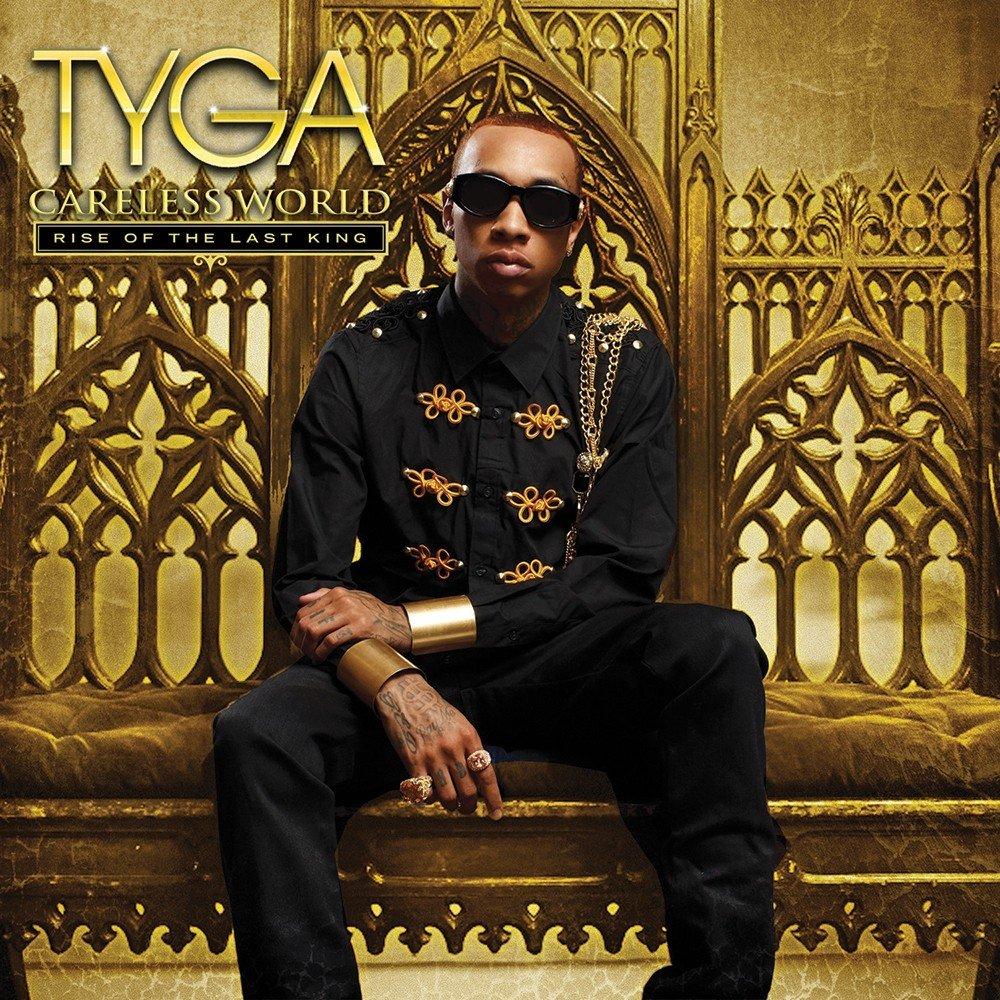 Tyga - CD Careless World: Rise of the Last King