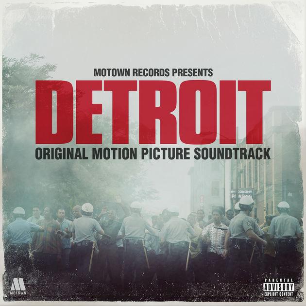 Soundtrack - CD Detroit