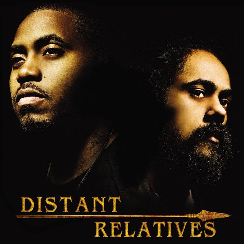 Nas - CD Distant Relatives