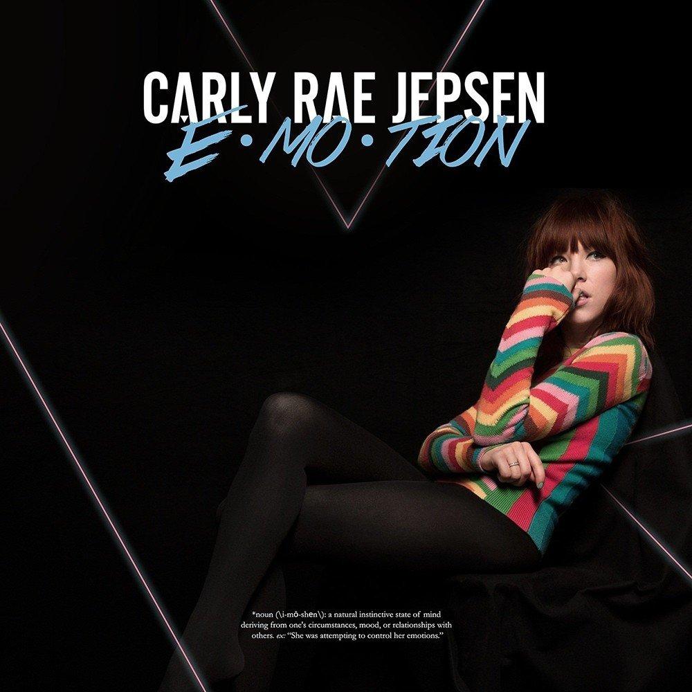 Carly Rey Jepsen - CD E·MO·TION