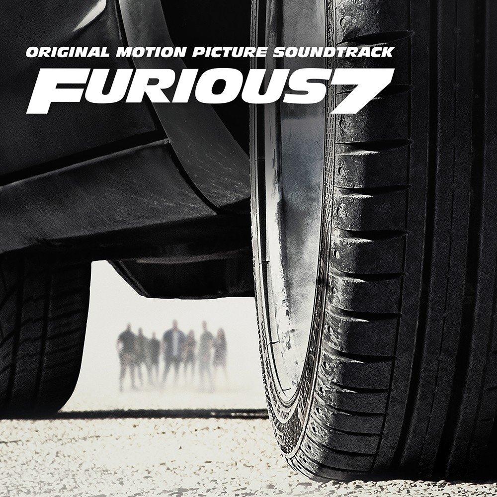 Soundtrack - CD Furious 7