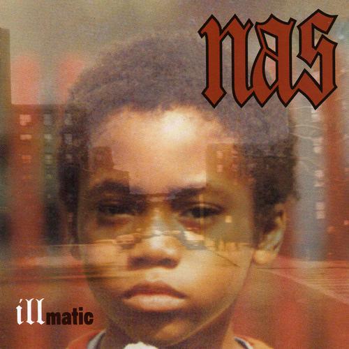 Nas - CD Illmatic