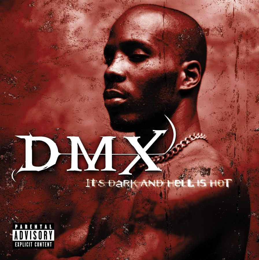 DMX - CD It's Dark and Hell Is Hot