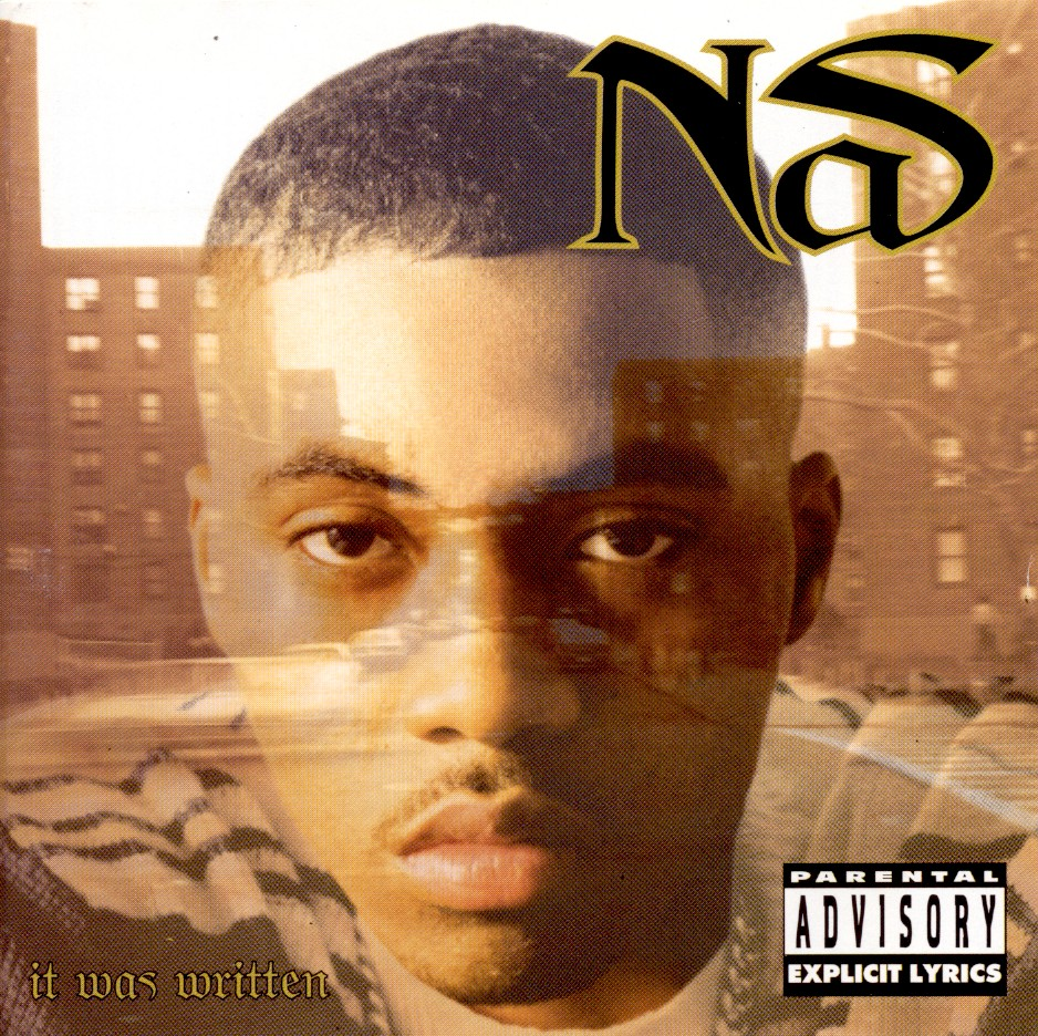 Nas - CD It Was Written