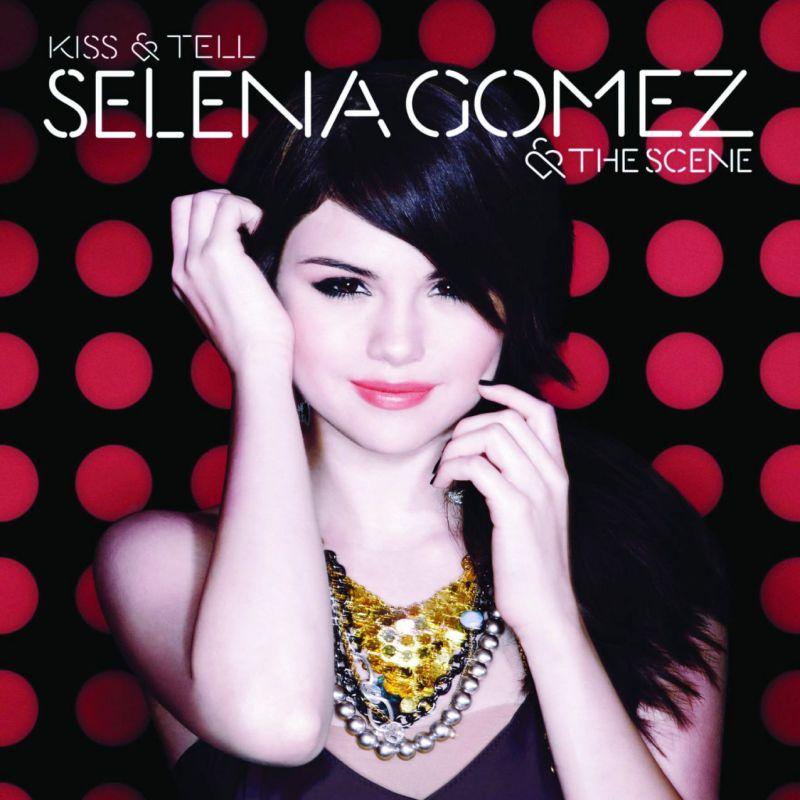 Selena Gomez - CD Kiss & Tell