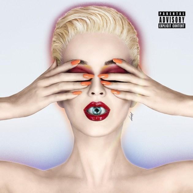 Katy Perry - CD Witness