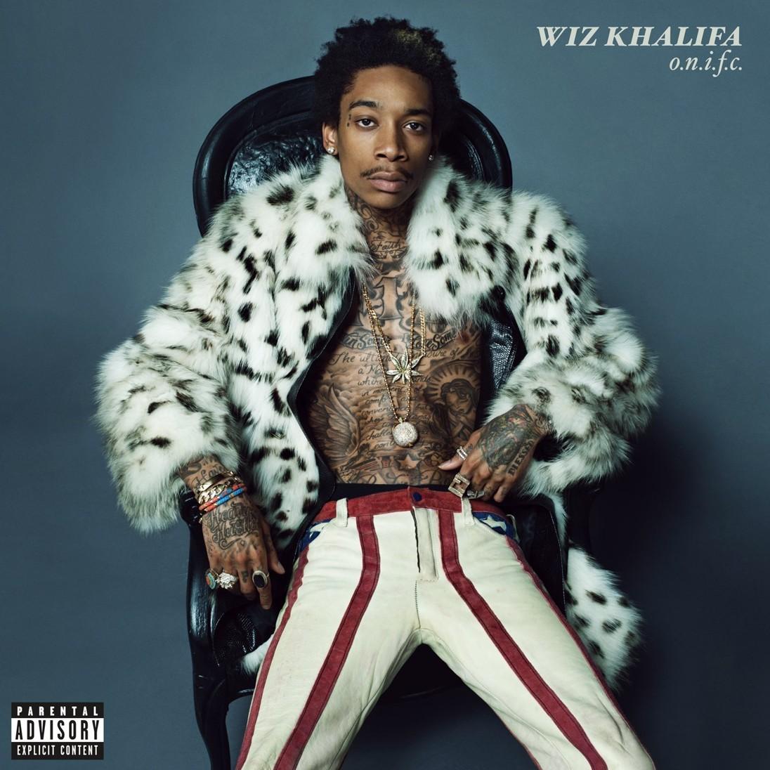 Wiz Khalifa - CD O.N.I.F.C.