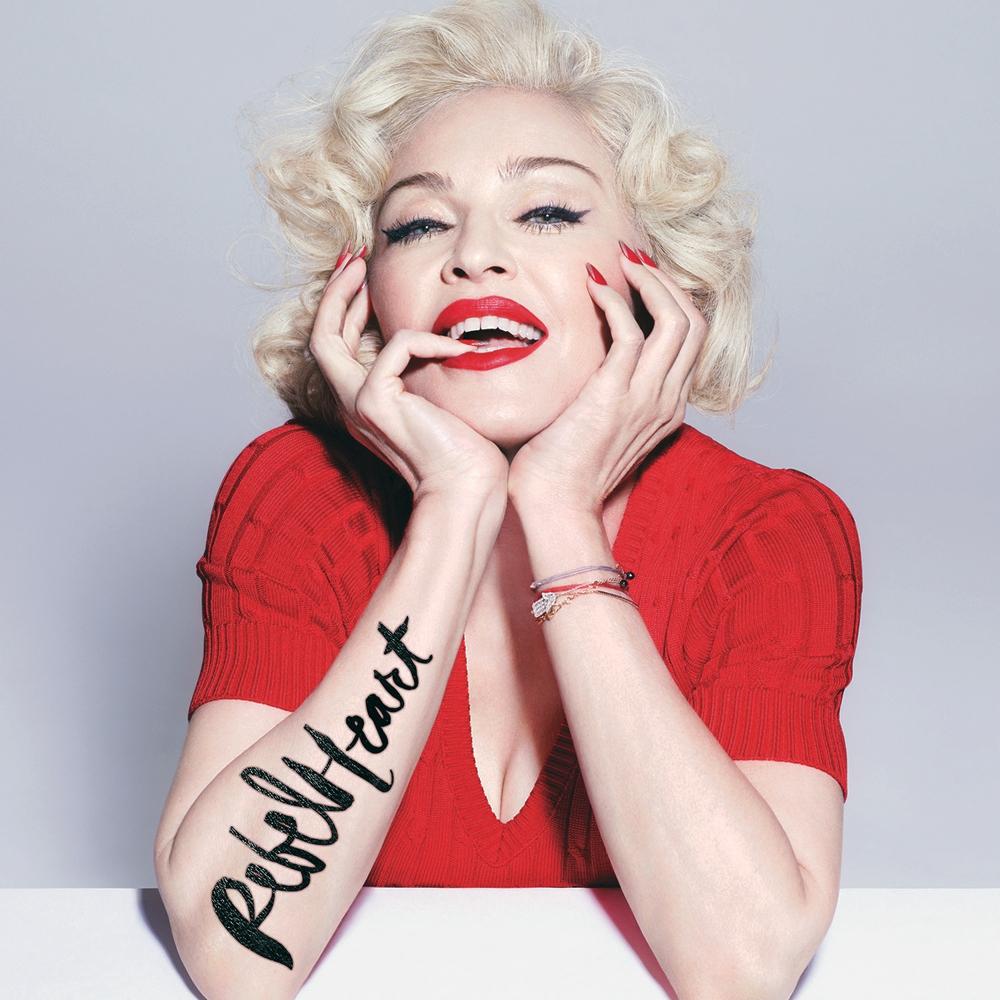 Madonna - CD Rebel Heart