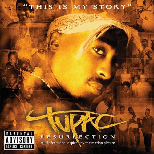 2Pac - CD Resurrection