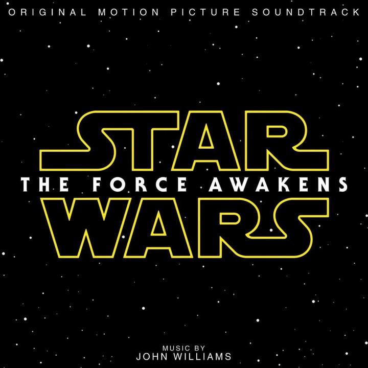 Soundtrack - CD Star Wars: The Force Awakens