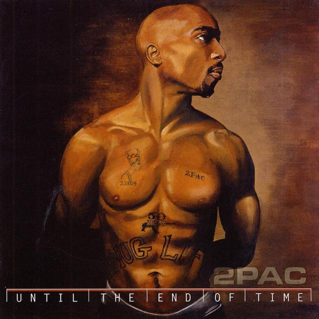 2Pac - CD Until The End of Time (2CD)