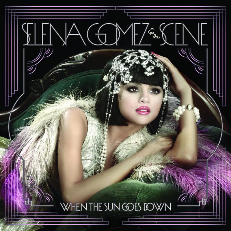 Selena Gomez - CD When The Sun Goes Down
