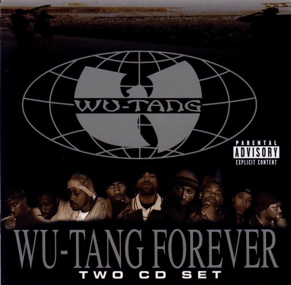 Wu-Tang Clan - CD Forever (2CD)