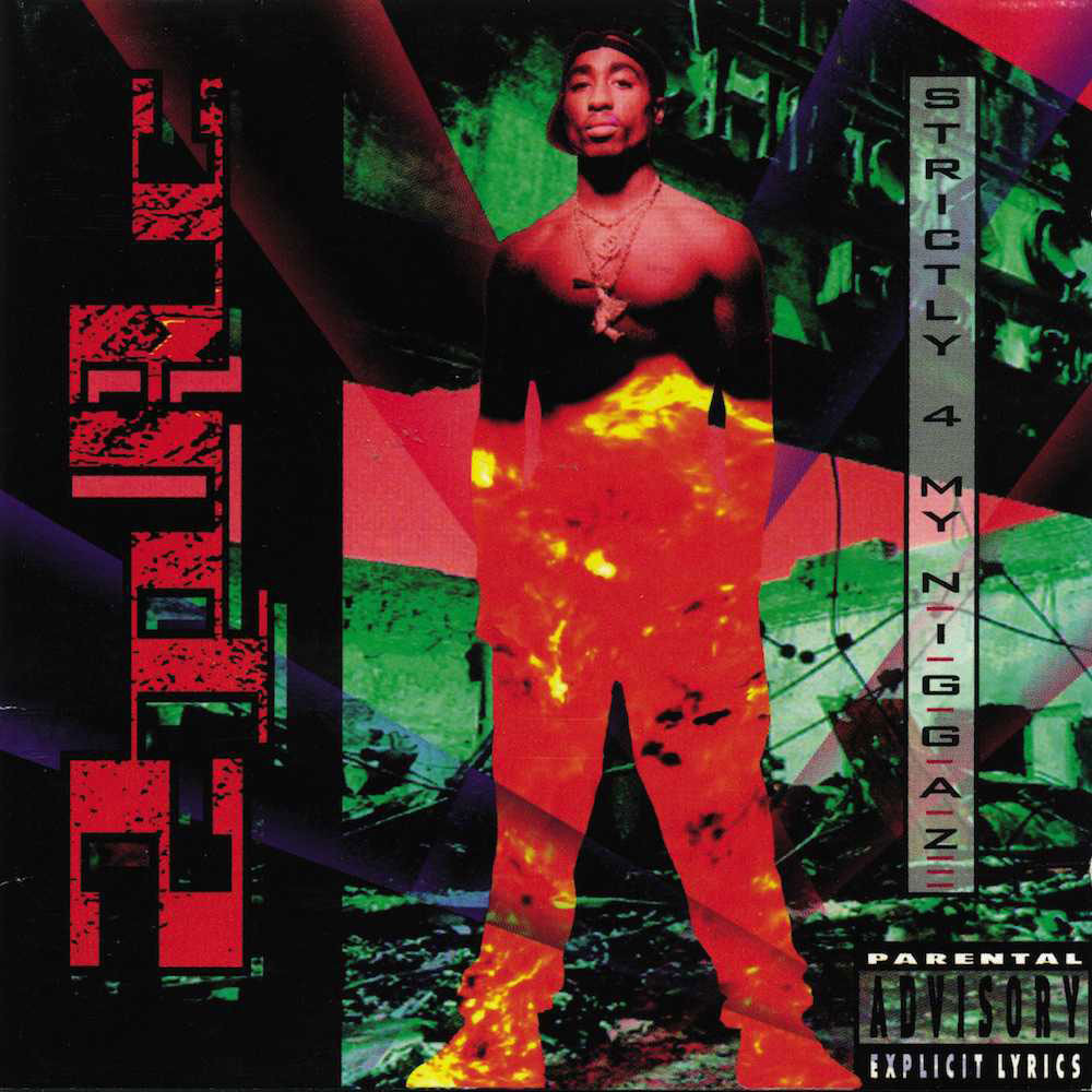 2Pac - Vinyl Strictly 4 My N.I.G.G.A.Z. (2LP )