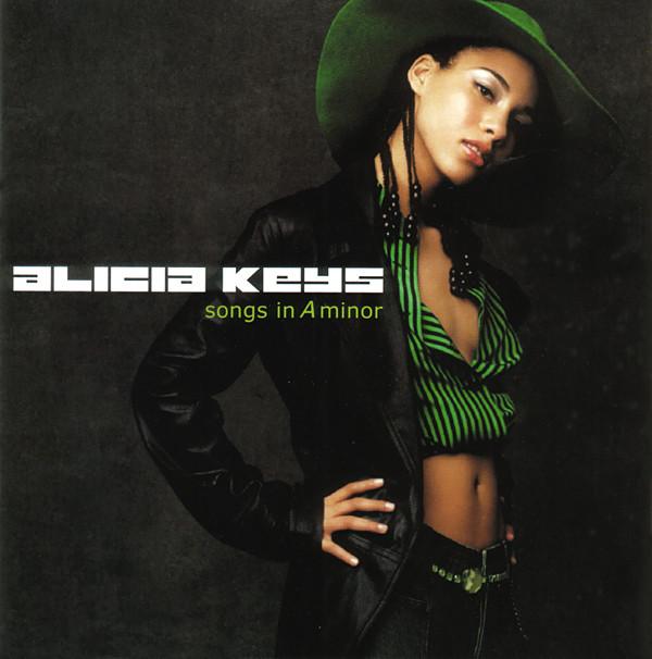 Alicia Keys - CD Songs in A Minor