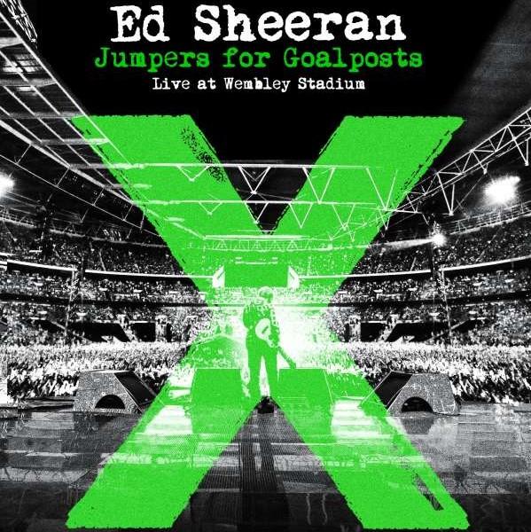Ed Sheeran - Blu-ray Jumpers For Goalposts