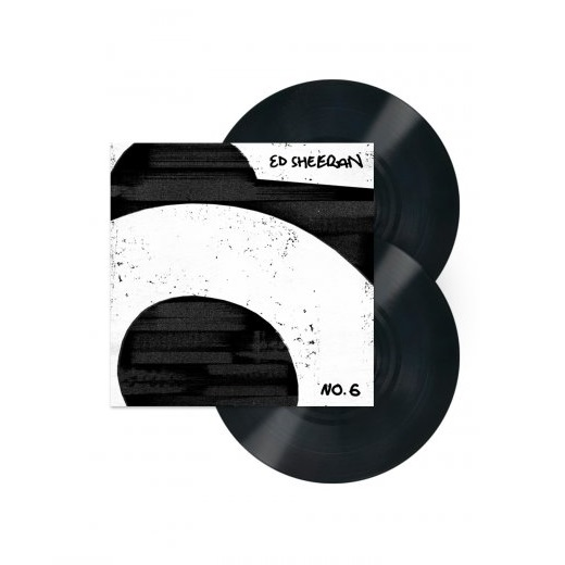 Ed Sheeran - Vinyl No.6 Collaborations Project (2LP)