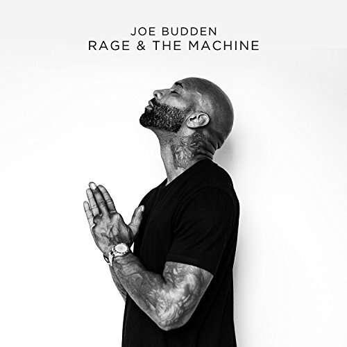 Joe Budden - CD Rage & the Machine