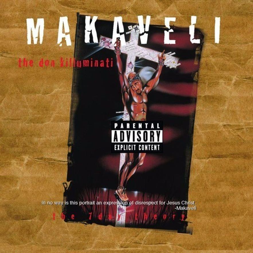 2Pac - CD The Don Killuminati: The 7 Day Theory