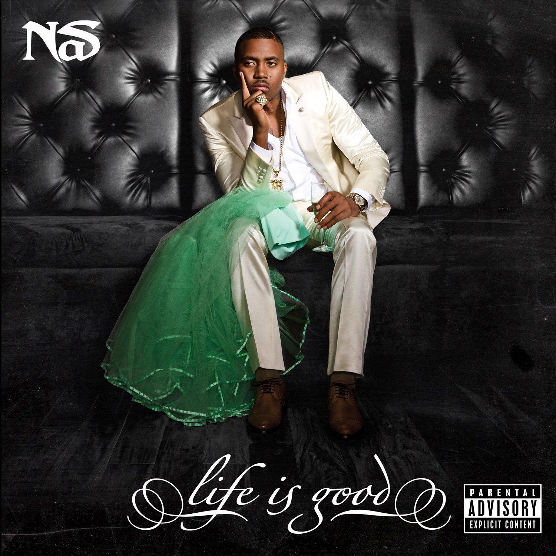 Nas - CD Life Is Good