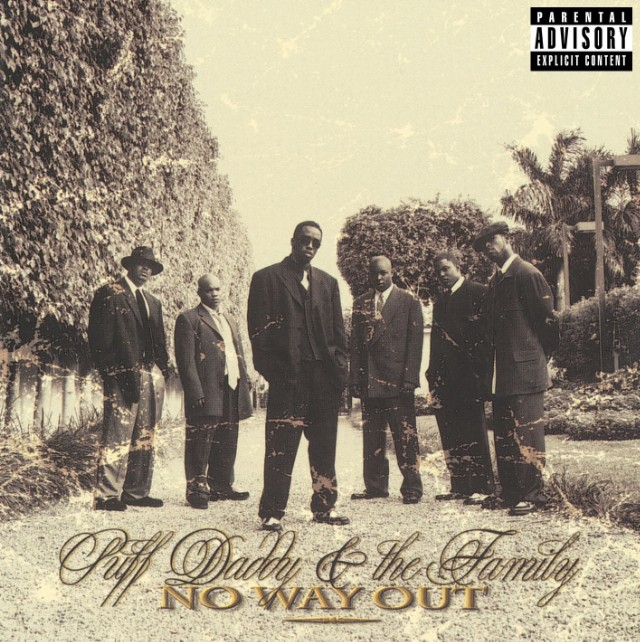 Puff Daddy - CD No Way Out