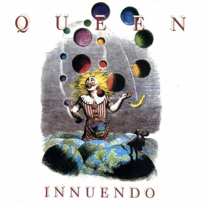 Queen - CD Innuendo