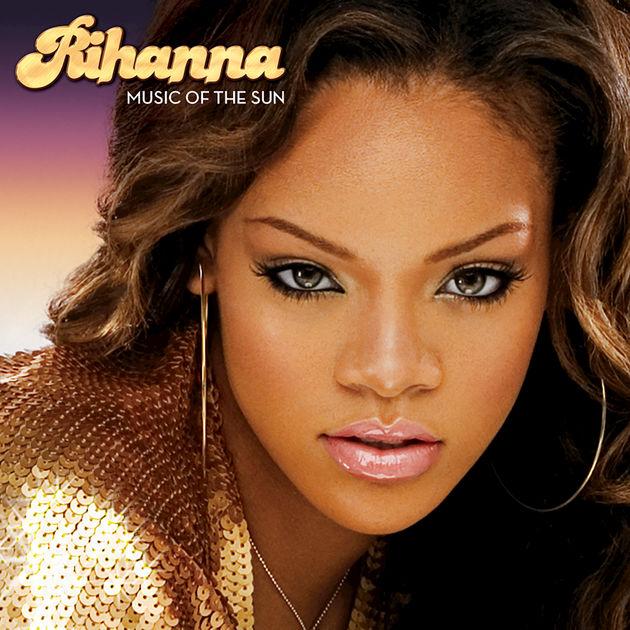 Rihanna - CD Music Of The Sun