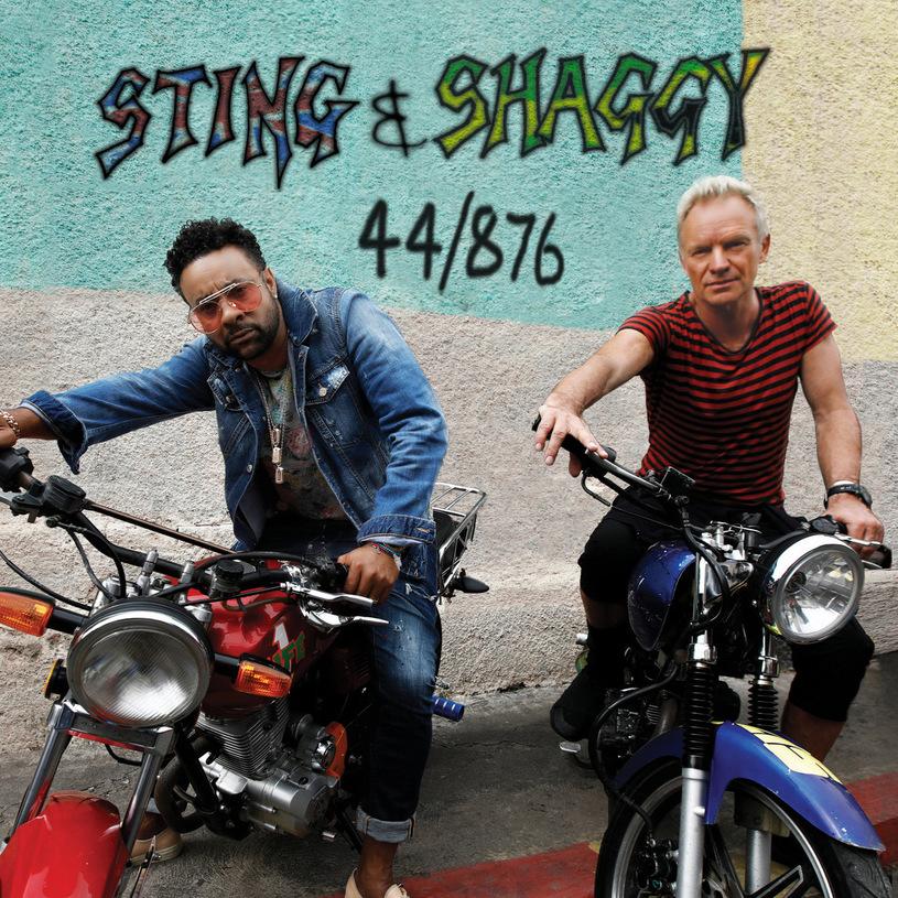 Sting - CD & Shaggy - 44/876