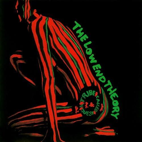 A Tribe Called Quest - CD Low End Theory