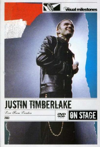 Justin Timberlake - DVD Live from London