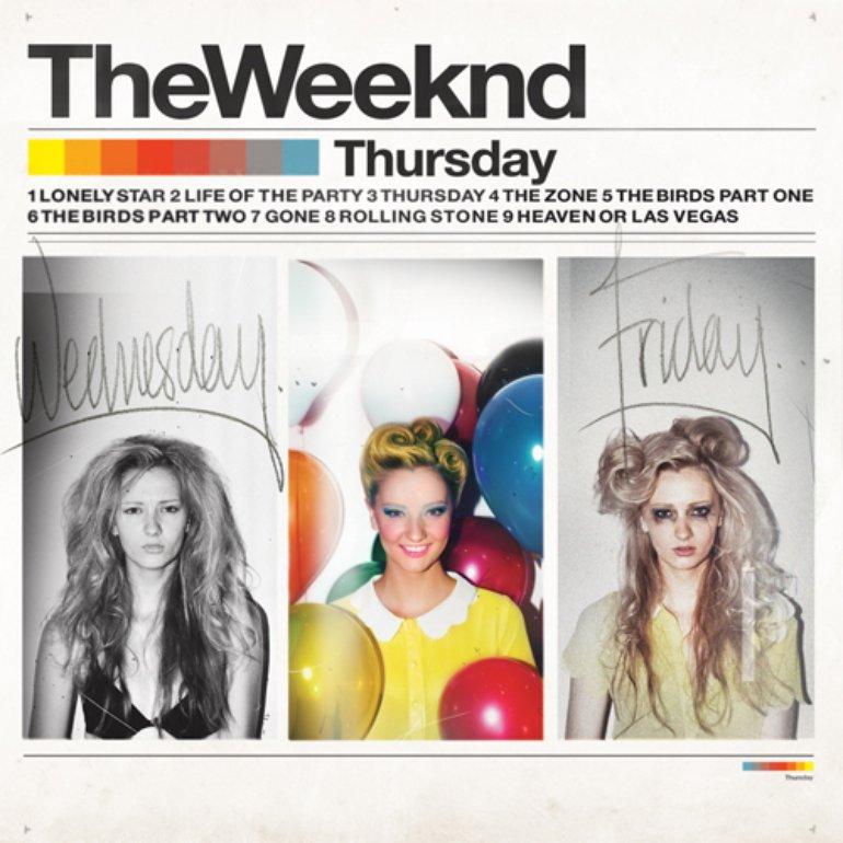 The Weeknd - CD Thursday