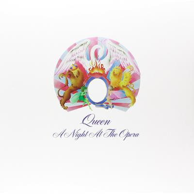 Queen - CD A Night at the Opera