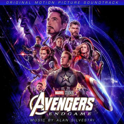 Soundtrack - CD Avengers: Endgame