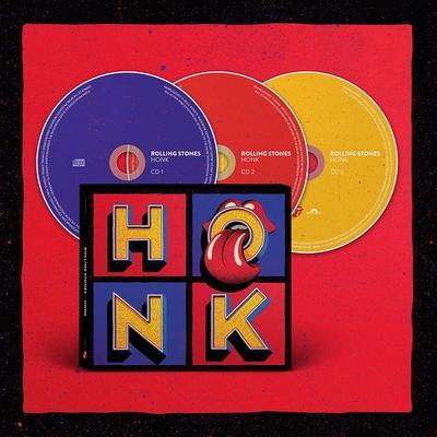 Rolling Stones - CD Honk Deluxe (3CD)