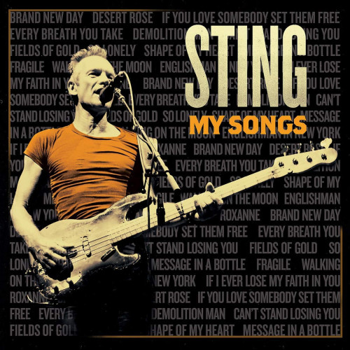 Sting - CD My Songs