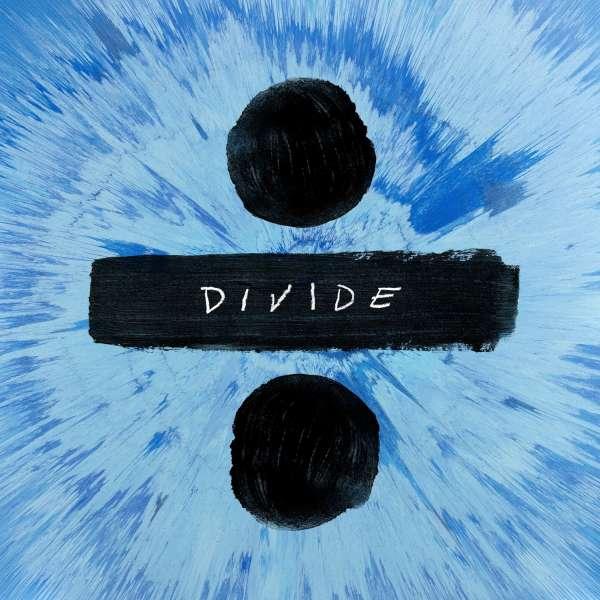 Ed Sheeran - CD Divide Deluxe