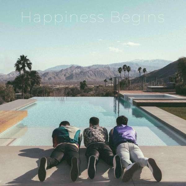 Jonas Brothers - CD Happiness Begins