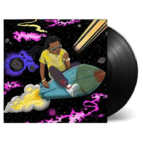 Takeoff - Vinyl The Last Rocket