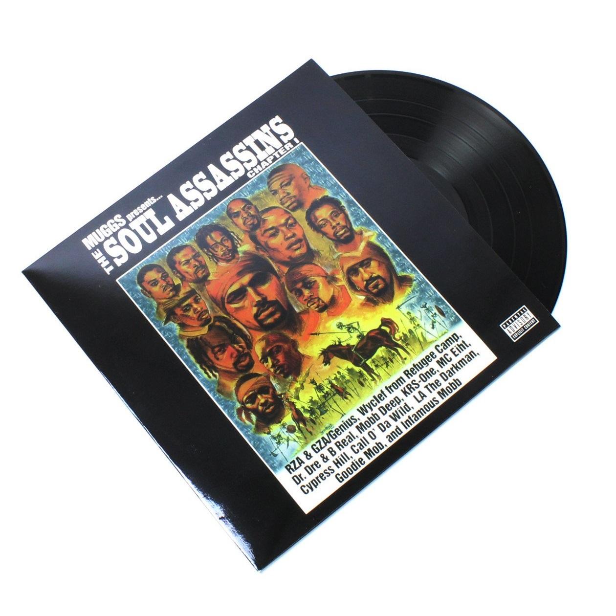 Dj Muggs - Vinyl The Soul Assassins Chapter 1 (2LP)