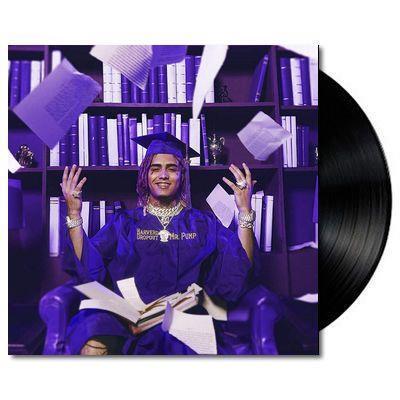 Lil Pump - Vinyl Harverd Dropout