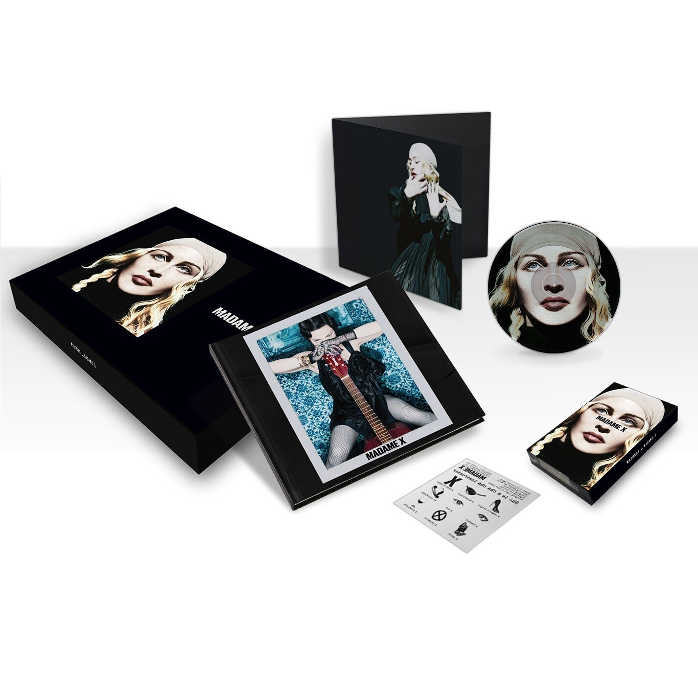 Madonna - CD Madame X Deluxe Box Set
