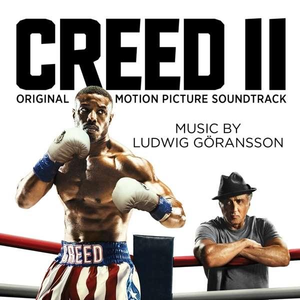 Soundtrack - CD Creed II