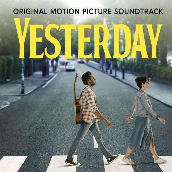 Soundtrack - CD Yesterday
